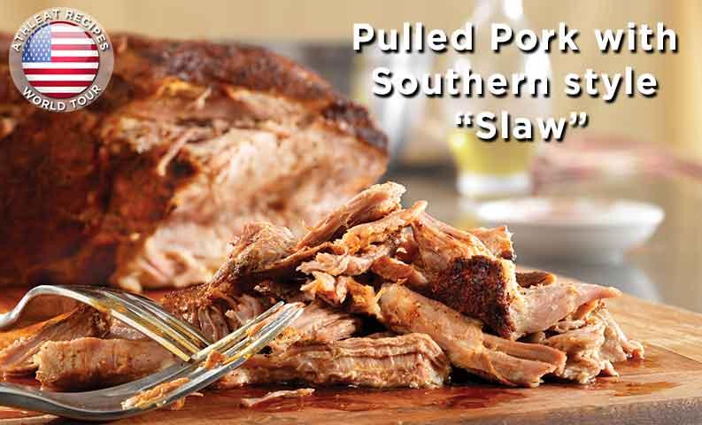 Pulled Pork Slaw