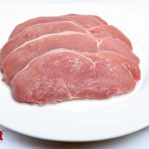 Dutch Veal Escalope Steak
