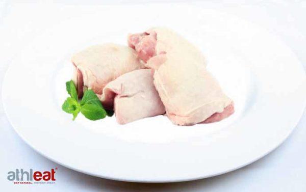 Free Range Chicken Thighs skin on