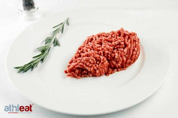 Grass Fed Beef Burger Mix