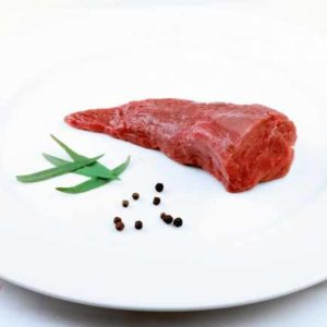 Grass Fed Beef Fillet Steak Tails