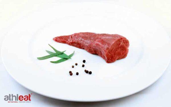 Grass Fed Beef Fillet Steak Tails