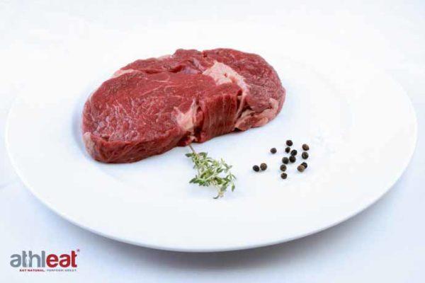 Grass Fed Beef Rib Eye Steak