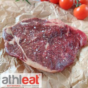 Rib Eye Steak Grass Fed by Athleat