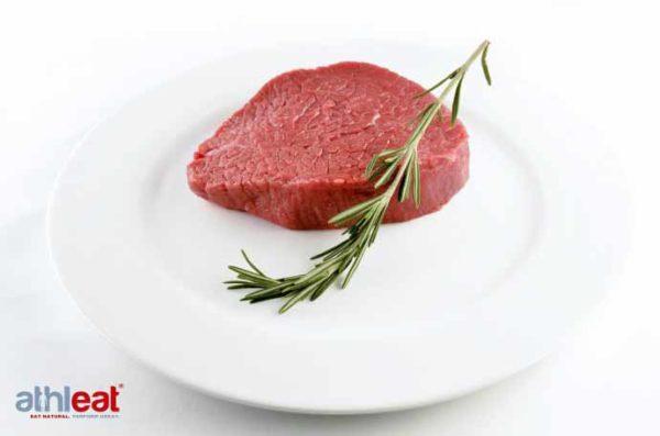 Grass Fed Beef Salmon Cut Steak