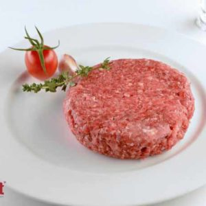 Grass Fed Beef Steak Burger
