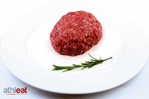 Grass Fed Beef Steak Mince