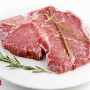 Grass Fed Beef T-Bone Steak