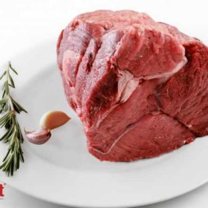 Grass Fed Beef Topside Roasting Joint