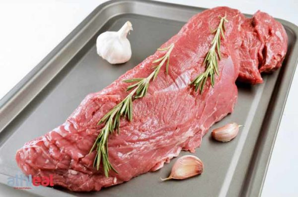 Grass Fed Beef Whole Fillet