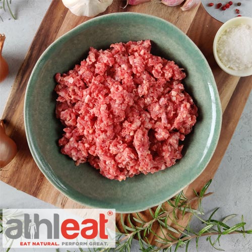 Grass Fed Beef Steak Mince