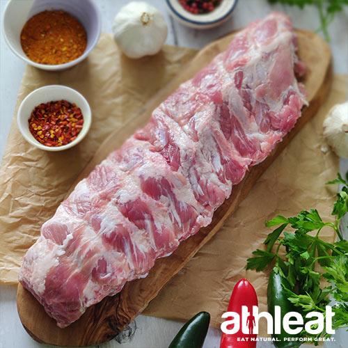 Outdoor Bred Pork Babyback Ribs