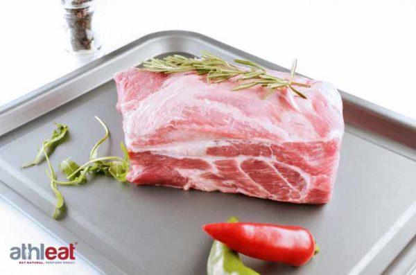 Outdoor Bred Pork Shoulder Roast