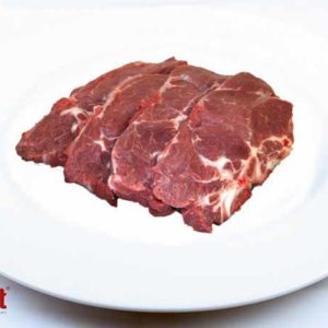 Outdoor Bred Pork Spare Rib (Collar) Steak