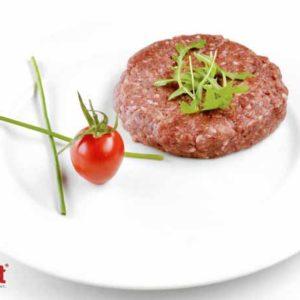 Wild Venison Burger