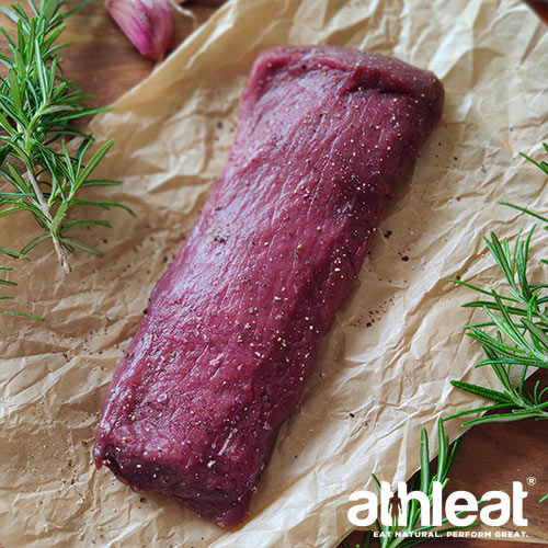 Wild Venison Haunch Steak