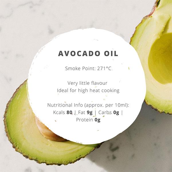 avocado oil facts
