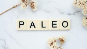 paleo letter blocks