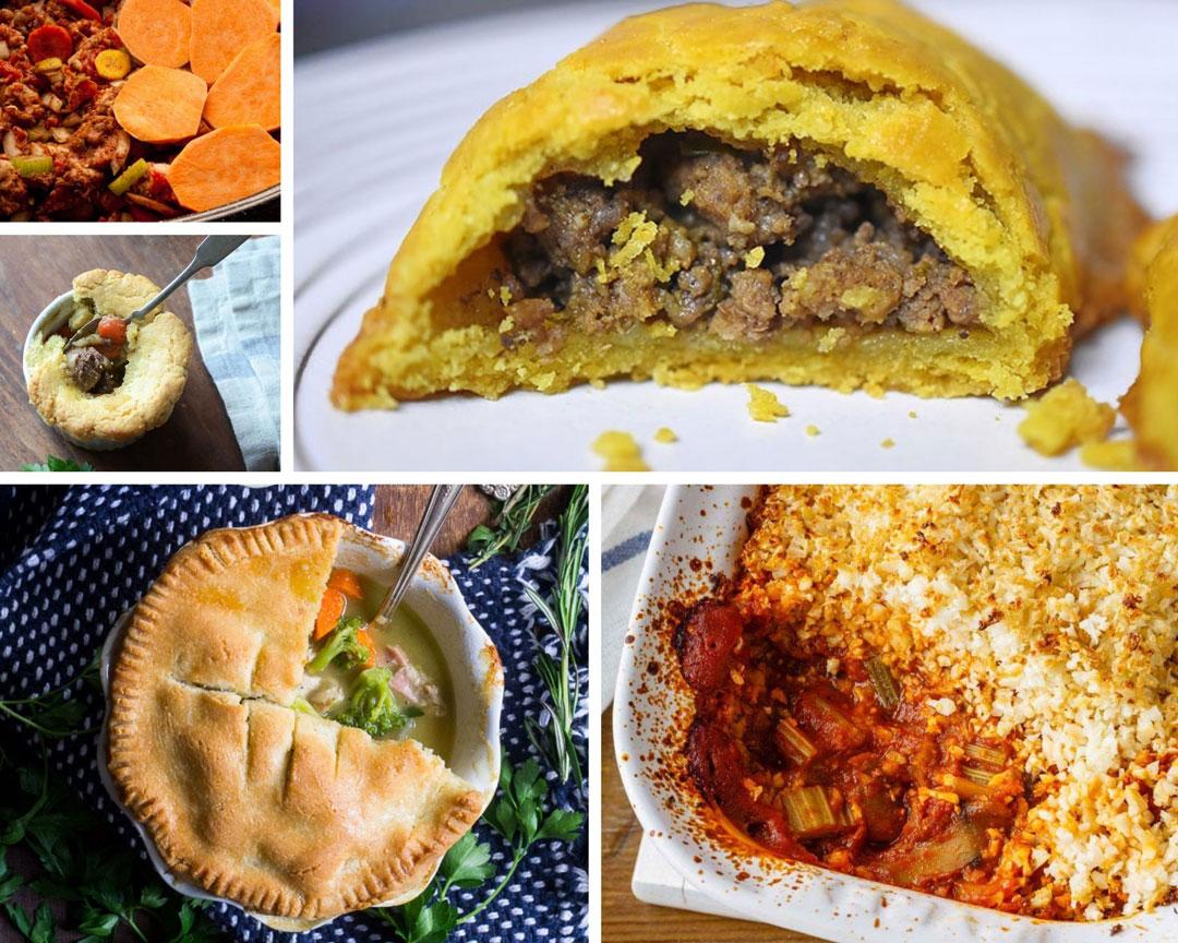 British pie week paleo pies collage