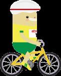 Cycling-man